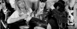 Slash comenta los videoclips de Guns N' Roses