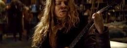 """Guitarra Martin histórica, destruida durante el rodaje de """"Hateful Eight"""""""