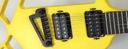 660º Guitars, guitarras hechas de aluminio