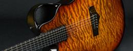 Emerald Guitars presenta sus nuevas acústicas de fibra de carbono para zurdos