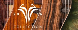 The Collection 2016, cinco guitarras de Suhr inspiradas en la naturaleza