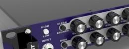AMT Electronics StoneHead SH-100R, un amplificador de 4 canales en una unidad de rack