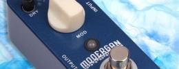 Mooergan, un pedal simulador de órgano de Mooer