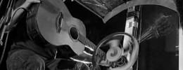 Rhysonic Wheel, o cómo tocar la guitarra con la ayuda de un taladro
