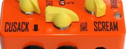 "Cusack Music presenta Scream y Scruzz, dos pedales ""sin pedal"""