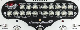 Taurus anuncia la disponibilidad del Stomp-Head 5 Custom Edition