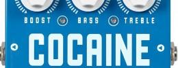 Ya disponible el Okko Cocaine, un pedal de compresión, boost y EQ