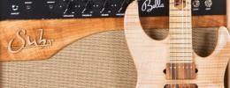 Trilogy 2016 Collection de Suhr: una guitarra, pedal y amplificador a juego