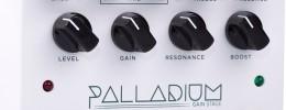 Palladium Gain Stage, un nuevo pedal de distorsión de Seymour Duncan