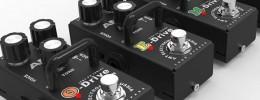AMT Electronics presenta los FX Drive Mini Pedals
