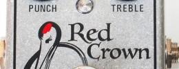 ZenZero Electronics presenta su pedal de saturación Red Crown