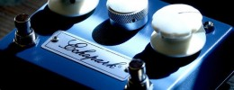 Echopark Guitars presenta el nuevo Dual Harmonic Boost