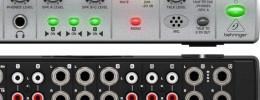 Análisis Mezclador BEHRINGER MON800 (con Video)