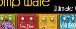 Review BBE Stompware. Pedales plugins muy interesantes