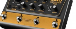 Positive Grid anuncia BIAS Distortion, soporte físico para BIAS Pedal
