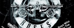 Guns N' Roses actúan en The Trobadour