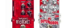 DigiTech desvela los nuevos pedales Whammy Ricochet y Dirty Robot