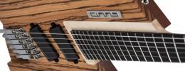 Las guitarras de Claas Guitars en Musikmesse 2016