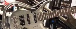 Ogre, guitarras hechas de Magnesio