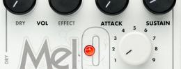 Demo de Electro-Harmonix MEL9, pedal emulador de Mellotron