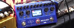 Un vistazo al pedal Mooer Ocean Machine