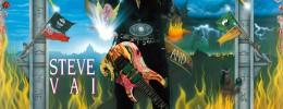Steve Vai anuncia las primeras fechas de la gira 25 aniversario de 'Passion and Warfare'