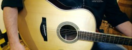 Yamaha Transacoustic: la guitarra es el efecto