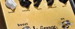 Bogner Amplification presenta su nuevo pedal La Grange