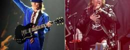 AC/DC podría hacer devoluciones de dinero para la gira con Axl Rose