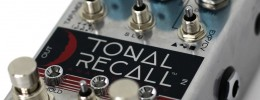 Tonal Recall, un nuevo delay analógico de Chase Bliss Audio