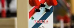 Seymour Duncan presenta el Forza Overdrive