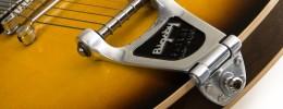 Towner Vibrato Systems ofrece un sistema para instalar un Bigsby sin atornillar