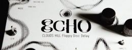 Echo Floppy Disk Delay, un delay que funciona con diskettes
