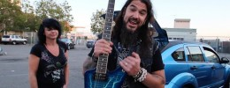 Rob Flynn de Machine Head reencuentra sus guitarras robadas