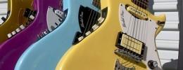Electrophonic presenta una guitarra con altavoz incorporado, la Model One