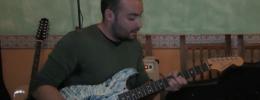 Improvisación con guitarra eléctrica (I)