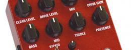 Providence presenta el pedal de bajo Brick Drive BDI-1