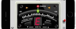 El afinador de BOSS TU-3 ahora en formato app