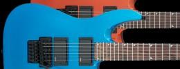 Jackson presenta nuevas guitarras multiescala