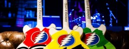 D'Angelico subasta 5 guitarras firmadas por John Mayer y miembros de Grateful Dead