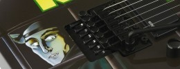 Guitarras y vampiros: Kirk Hammett demuestra la ESP Nosferatu LTD