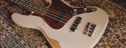 Fender presenta el Signature Flea Bass