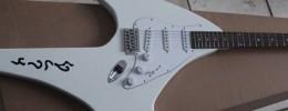 Las extravagantes guitarras de Aliexpress
