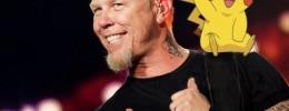 ¿Metallica tocando el tema de Pokémon?