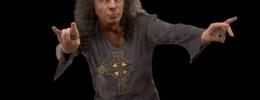 Dio es recreado en forma de holograma durante el show de Dio Disciples