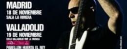 Se acercan los conciertos de Joe Satriani en España