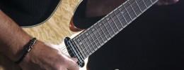 Mitchell debuta en el sector de las guitarras eléctricas