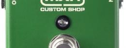 Shin-Juku Drive, un nuevo pedal de la Custom Shop de MXR