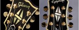 Gibson vs Epiphone: una comparativa a ciegas