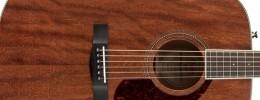 """Paramount """"All-Mahogany"""", ya disponible la nueva acústica de Fender hecha en caoba"""